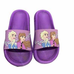 Girls Frozen Sandals 9/10T